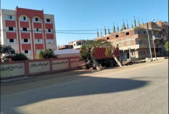 استغاثة لأهالي مركز فاقوس لبناء مدرسة للتعليم الأساسي
