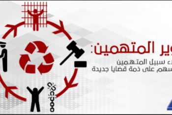 تدوير 5 معتقلين من العاشر من رمضان في قضايا جديدة