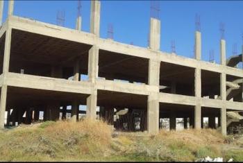 قرية بمشتول السوق تناشد بسرعة الانتهاء من بناء مدرسة