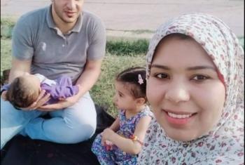 اعتقال أسرة من الإبراهيمية.. اختفاء الزوج وعرض الزوجة على النيابة