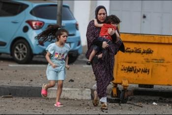 ارتفاع عدد شهداء غزة جراء العدوان الصهيوني إلى 43 شهيدًا