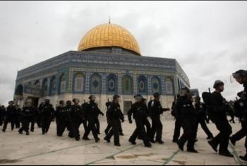 العفو الدولية تطالب بمحاسبة الاحتلال الصهيوني على جرائمه في القدس