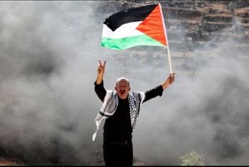عشرات الإصابات بقمع الاحتلال لمسيرات سلمية بالضفة