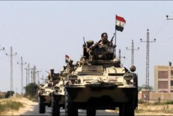 في رابع أيام العيد .. قصف جوي على شمال سيناء