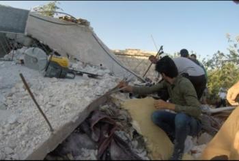 بينهم 3 أطفال وامرأة.. مجزرة جديدة للنظام بإدلب في ثالث أيام عيد الأضحى