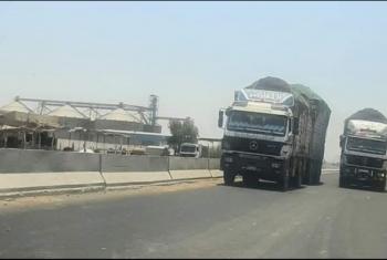 حوادث بسبب سير سيارات النقل عكس الاتجاه بالصالحية