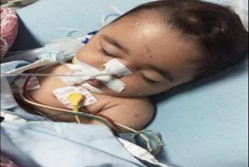 حبس نجار لشروعه في قتل طفلته الرضيعة بالإبراهيمية