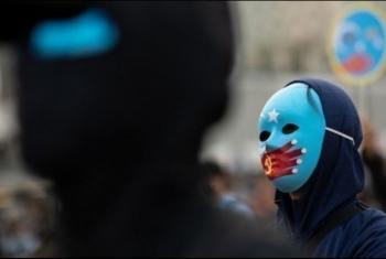 احتجاجات في ستوكهولم ولندن للتنديد بانتهاكات الصين ضد الإيجور