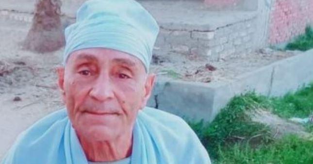 تشييع جنازة محفظ قرآن توفي أثناء التلاوة في عزاء بالقرين