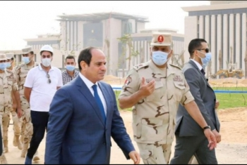 صحيفة بريطانية: عاصمة السيسي الجديدة نموذج على عسكرة الاقتصاد المصري