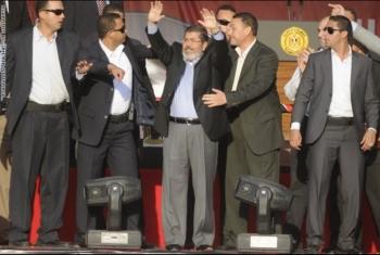 علماء الأمة في ذكرى استشهاده.. الرئيس مرسي كان المثل والقدوة الحسنة