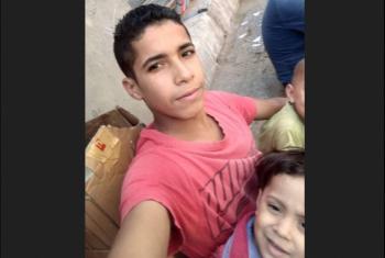 تغيب طفل من قرية بهنيا بديرب نجم