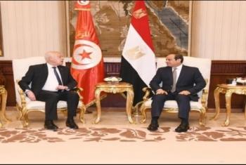 المرزوقي ينتقد زيارة سعيد لمصر ويعتذر للرئيس الشهيد محمد مرسي