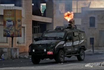 الاحتلال يقمع مسيرات