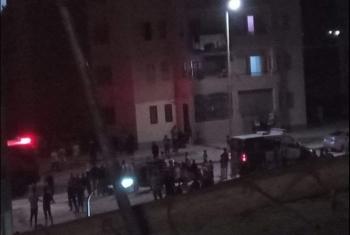 اشتعال النيران بشقة سكنية بالحي الـ 14 في العاشر من رمضان