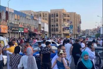 الآلاف من أبناء الشرقية يؤدون صلاة عيد الأضحى