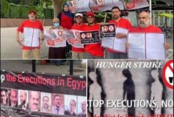 منظمة حقوقية تعلن دعمها الكامل لإضراب النشطاء حول العالم