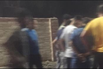 استغاثات من مطبات تتسبب في وقوع حوادث بكفر صقر