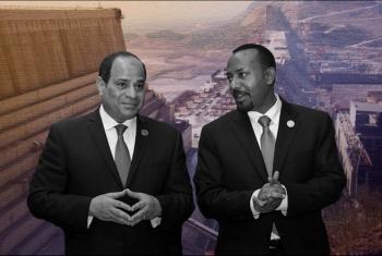 آبي أحمد الذي انتهز الانقلاب لبناء سد النهضة أم السيسي الذي باع نهر النيل بالكرسي؟