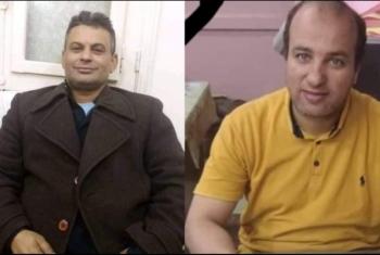 مصرع مراقبين من أبوحماد في حادث سير بعد عودتهما من لجنة الامتحانات