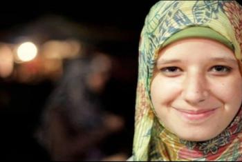 والدة الشهيدة أسماء البلتاجي تنشر صورتها في